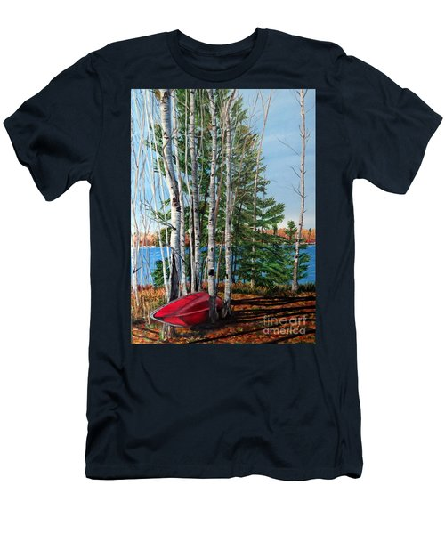 Cottage Country 2 Men's T-Shirt (Athletic Fit)