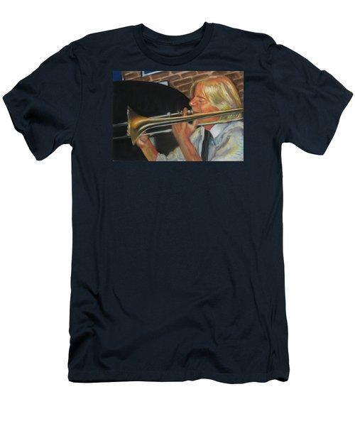 Craig At Palm Court Men's T-Shirt (Athletic Fit)
