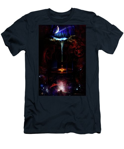 Creation Of Time Men's T-Shirt (Athletic Fit)