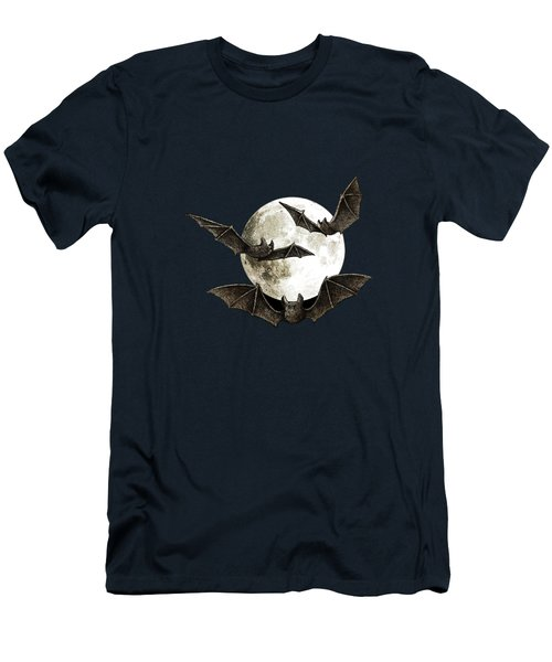 Creatures Of The Night Men's T-Shirt (Athletic Fit)