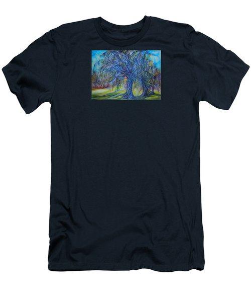 Crystal Light Men's T-Shirt (Athletic Fit)