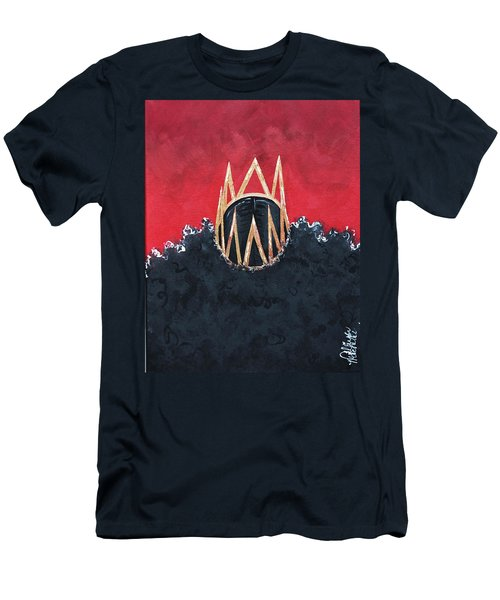 Crowned Royal Men's T-Shirt (Athletic Fit)