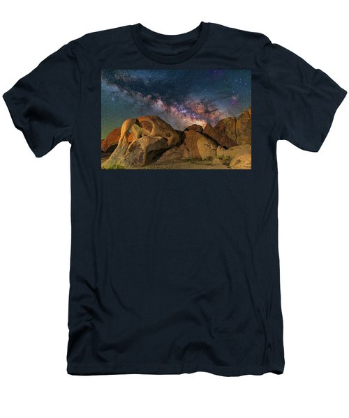 Cyclops Men's T-Shirt (Athletic Fit)