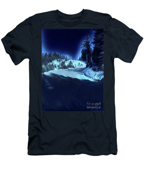 Cypress Bowl, W. Vancouver, Canada Men's T-Shirt (Athletic Fit)