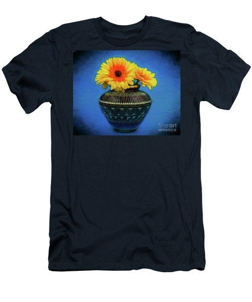 Daisy 121417-1 Men's T-Shirt (Athletic Fit)