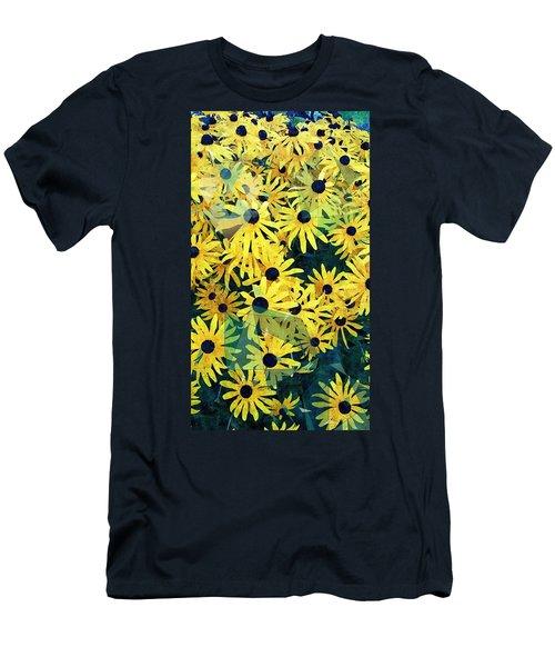 Daisy Do Men's T-Shirt (Slim Fit) by Karl Reid
