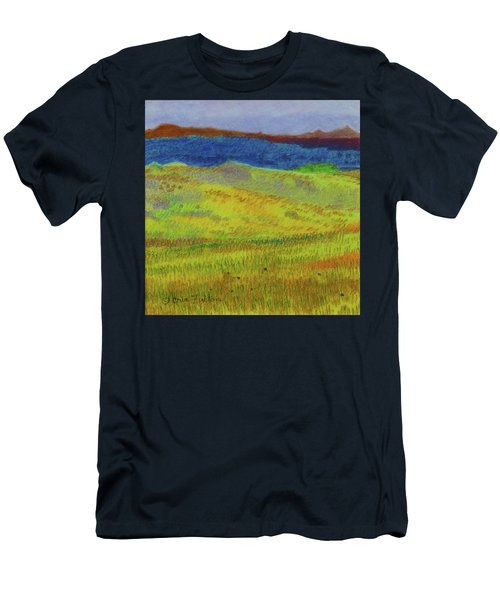 Dakota Dream Land Men's T-Shirt (Athletic Fit)