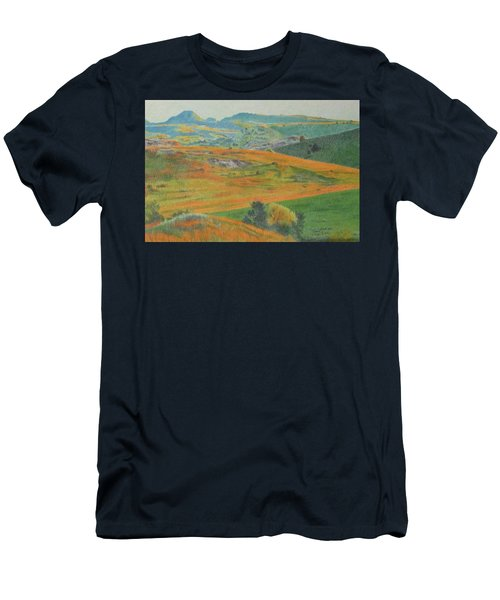 Dakota Prairie Dream Men's T-Shirt (Athletic Fit)