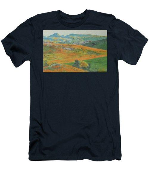 Dakota Prairie Dream Men's T-Shirt (Athletic Fit)