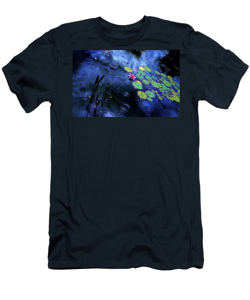 Dancing In The Rain Men's T-Shirt (Athletic Fit)