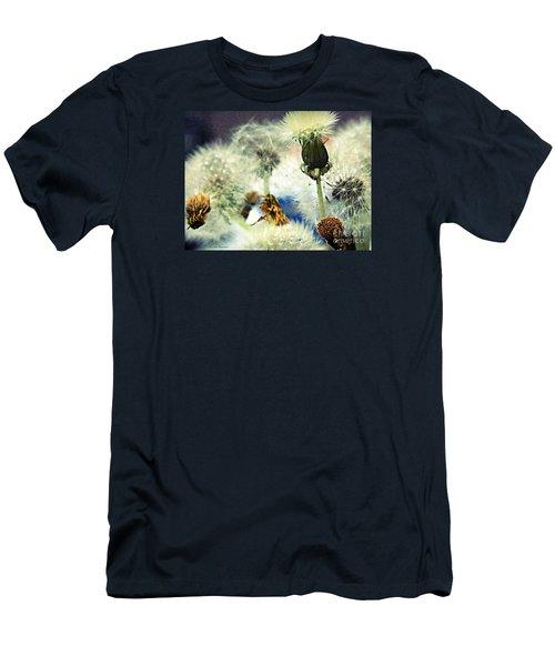 Dandelion Transitions Men's T-Shirt (Athletic Fit)