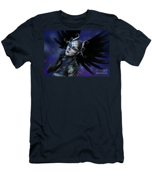 Dark Gaze Men's T-Shirt (Athletic Fit)