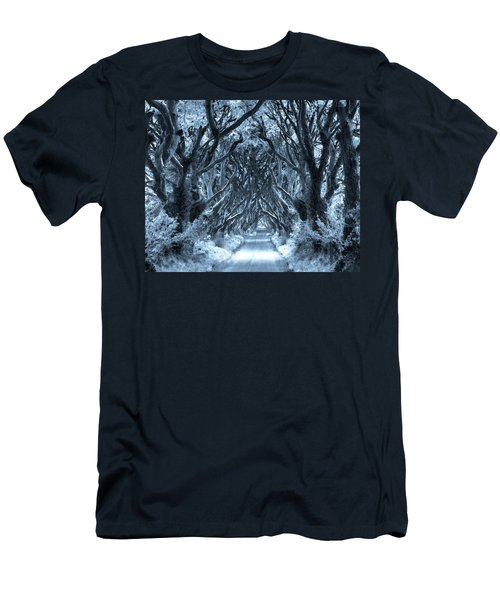 Dark Hedges Men's T-Shirt (Athletic Fit)