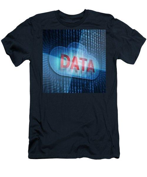 Data Storage Technologies Men's T-Shirt (Athletic Fit)