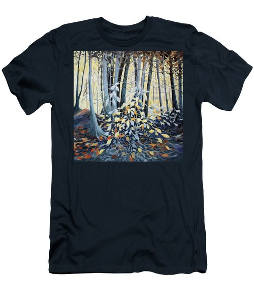 Natures Dance Men's T-Shirt (Slim Fit) by Joanne Smoley