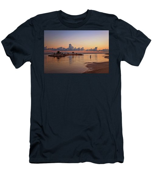 Dawn Reflection Men's T-Shirt (Athletic Fit)