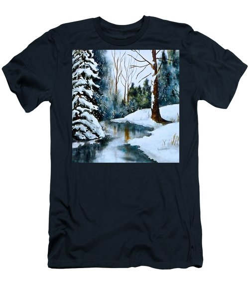 December Beauty Men's T-Shirt (Athletic Fit)