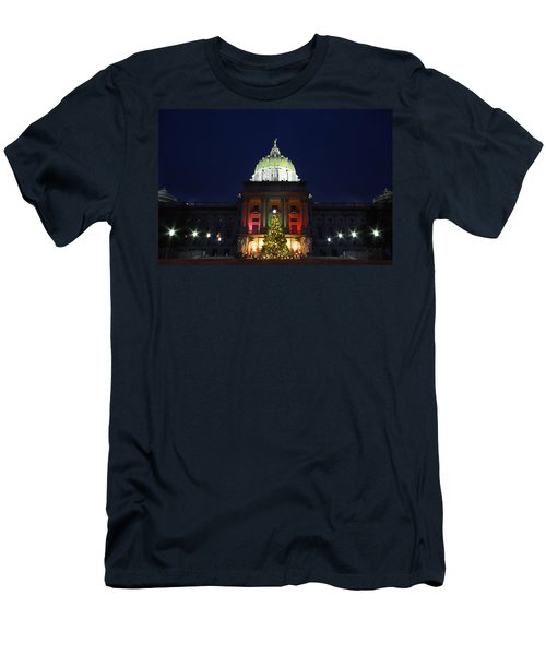 Deck The Halls Men's T-Shirt (Athletic Fit)