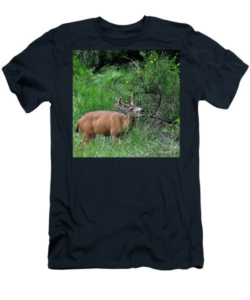 Deer Brunch Men's T-Shirt (Athletic Fit)