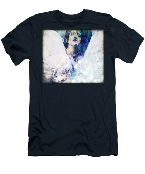 Depression Angel Men's T-Shirt (Athletic Fit)