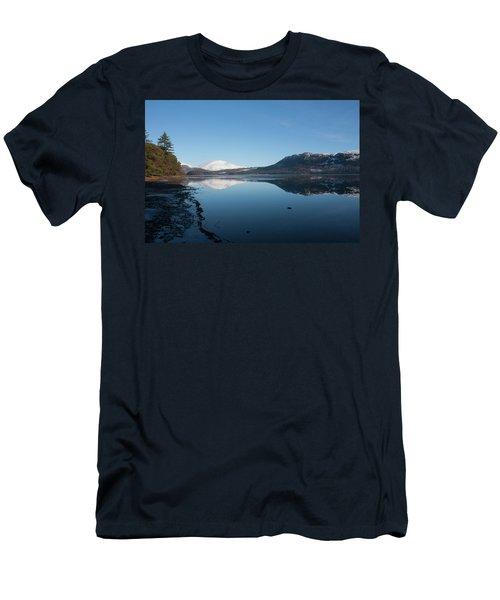 Derwentwater Shore View Men's T-Shirt (Athletic Fit)