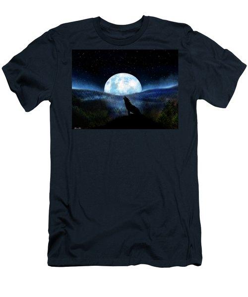 Path Of Destiny Men's T-Shirt (Slim Fit) by Bernd Hau