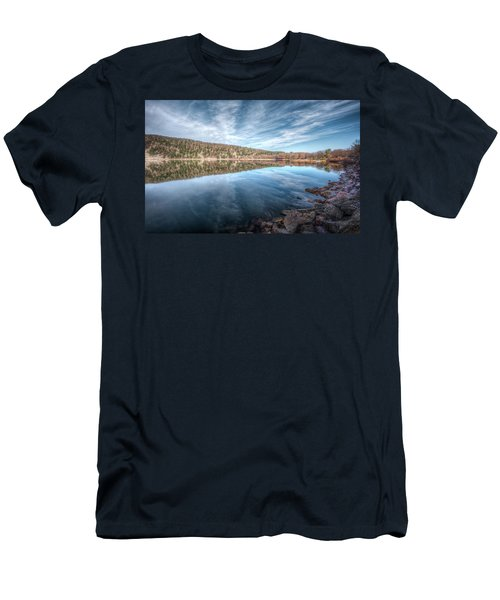 Devils Lake Men's T-Shirt (Athletic Fit)