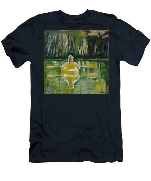 Dix River Redux Men's T-Shirt (Athletic Fit)