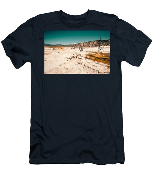 Do Not Touch Men's T-Shirt (Athletic Fit)