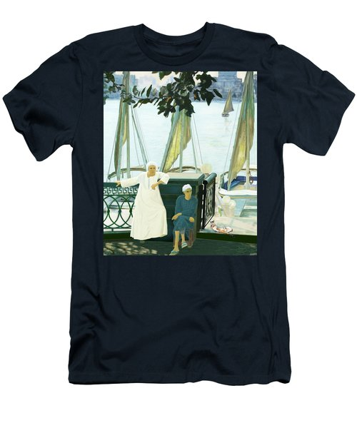 Dok Dok Landing Stage Men's T-Shirt (Slim Fit)
