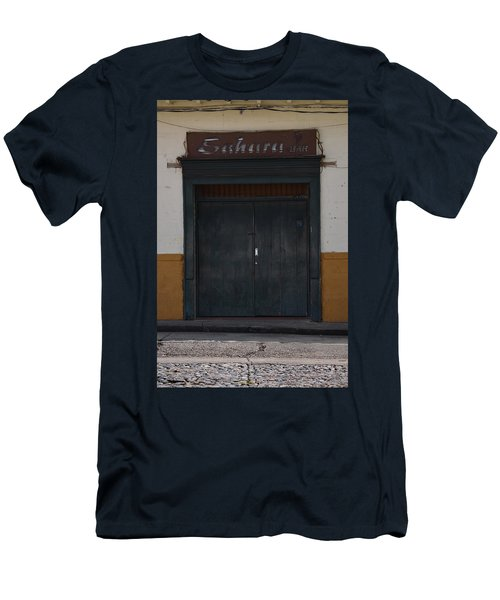 Door # 2 Men's T-Shirt (Athletic Fit)