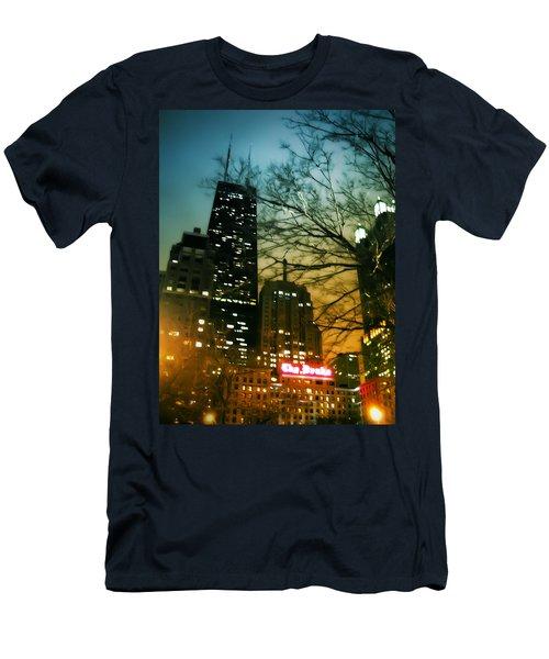 Drake Palmolive Hancock Men's T-Shirt (Athletic Fit)