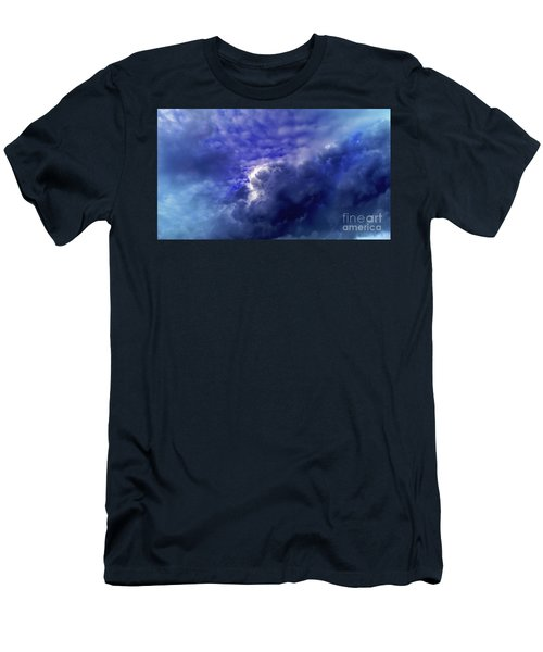 Dramatic Cumulus Sky Men's T-Shirt (Athletic Fit)