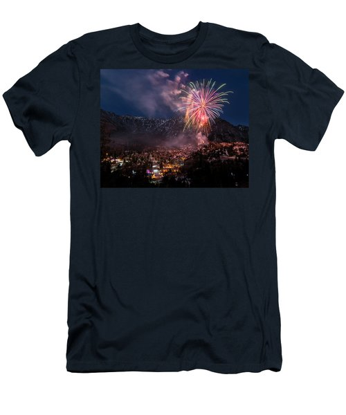Men's T-Shirt (Athletic Fit) featuring the photograph Dream Catcher by Angela Moyer