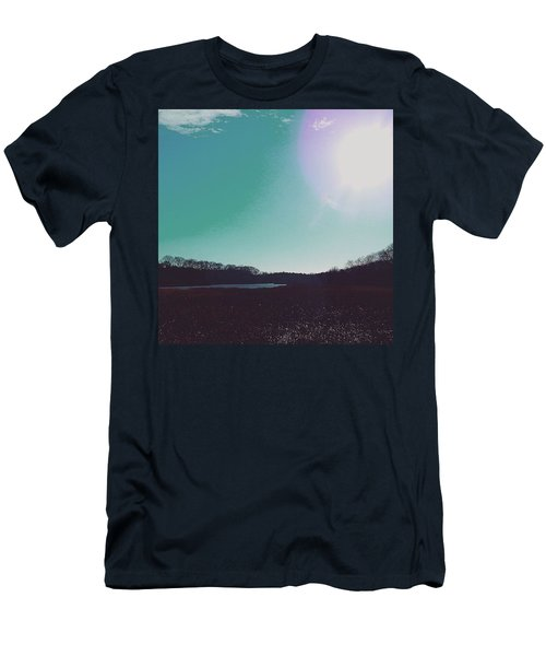 Take The Long Way Home Men's T-Shirt (Athletic Fit)