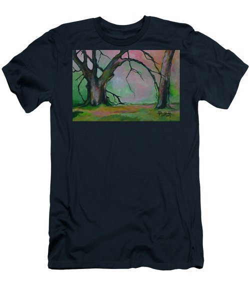 Dry Forest Men's T-Shirt (Athletic Fit)