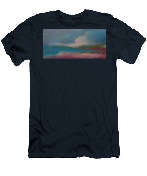 Dunes On The Horizon Men's T-Shirt (Athletic Fit)