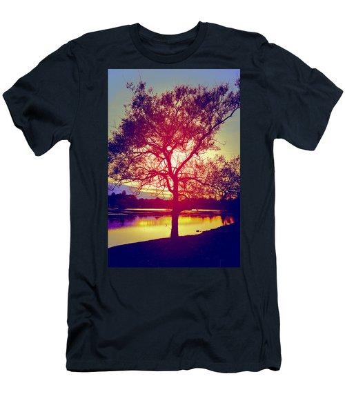 Dusk Men's T-Shirt (Athletic Fit)