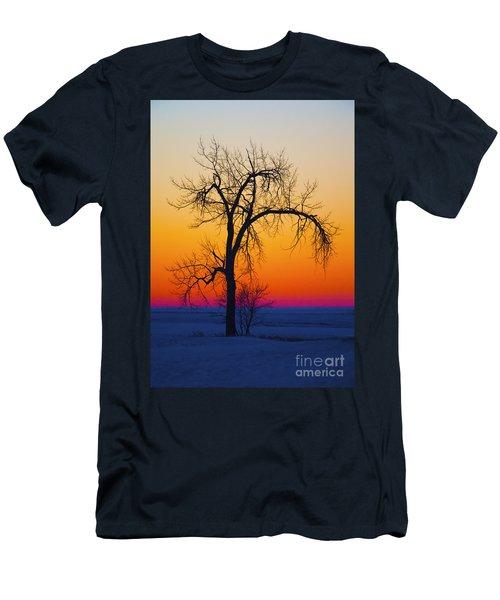 Dusk Surreal.. Men's T-Shirt (Athletic Fit)