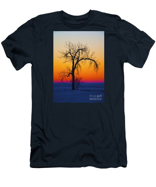 Dusk Surreal.. Men's T-Shirt (Athletic Fit)