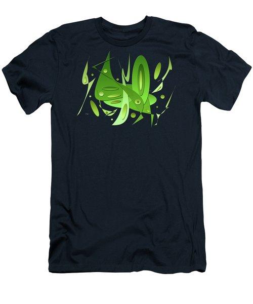 Dynamic Nature Men's T-Shirt (Athletic Fit)