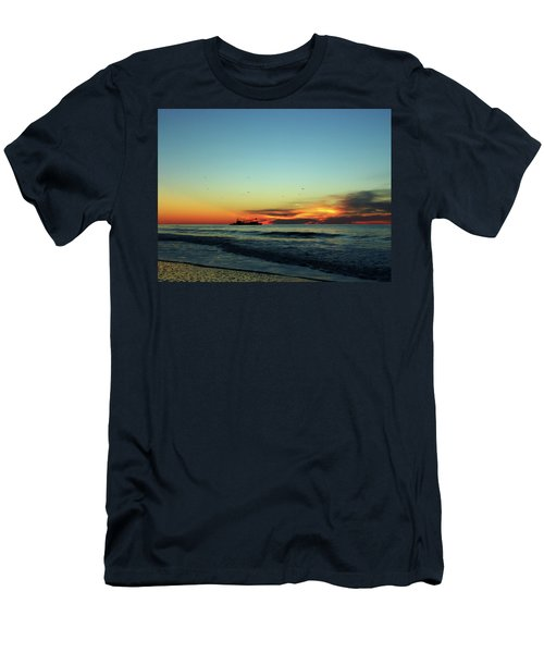 Early Start  Men's T-Shirt (Athletic Fit)
