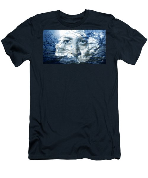 Earth Wind Water Men's T-Shirt (Athletic Fit)