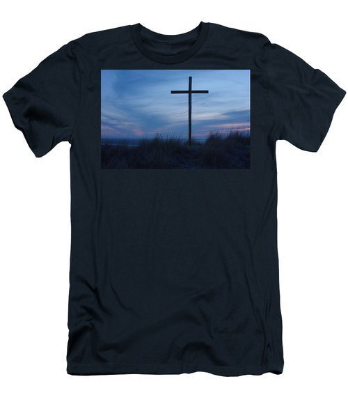 Men's T-Shirt (Slim Fit) featuring the photograph Easter  by Greg Graham