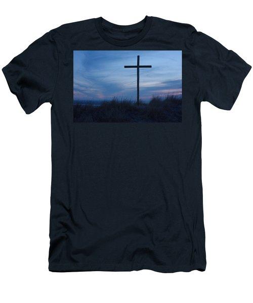 Easter  Men's T-Shirt (Slim Fit) by Greg Graham