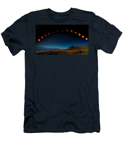 Eclipse Pano Men's T-Shirt (Athletic Fit)