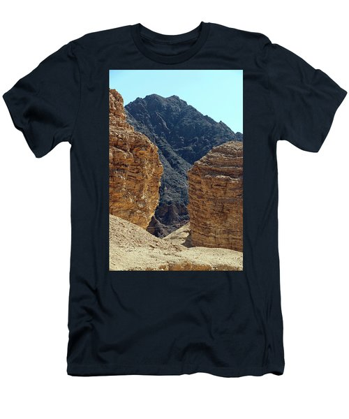 Eilat-israel Men's T-Shirt (Slim Fit) by Denise Moore