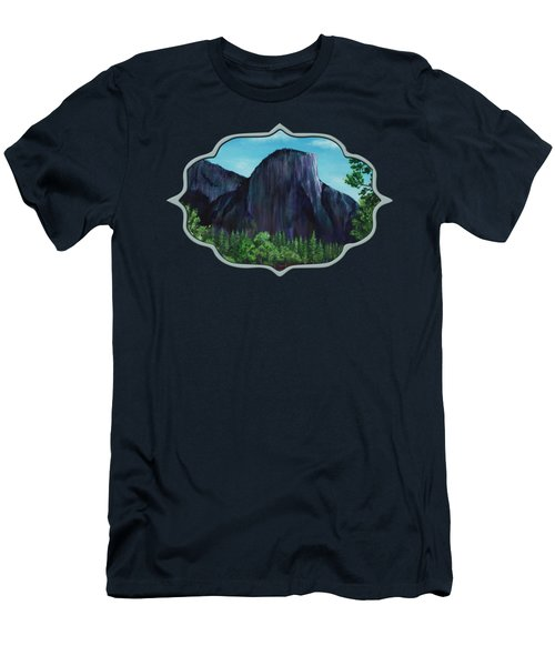 El Capitan Men's T-Shirt (Slim Fit) by Anastasiya Malakhova