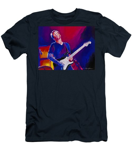 Eric Clapton - Crossroads Men's T-Shirt (Athletic Fit)