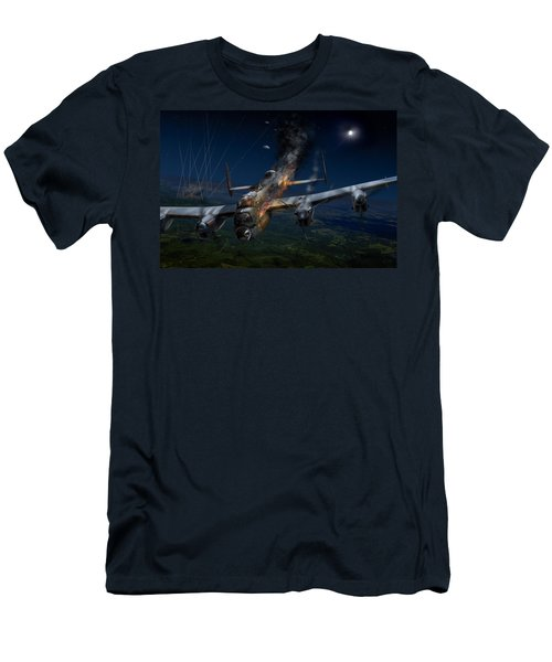 Escape At Mailly Men's T-Shirt (Athletic Fit)
